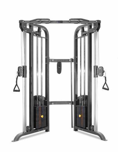 Titanium Strength Kabelzugstation Dual Adjustable Pulley