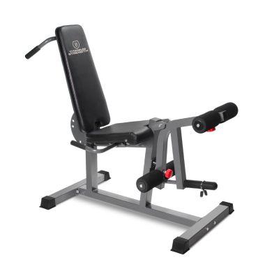 Titanium Strength Evolution Dual Leg Curl und Leg Extension Hantelbank