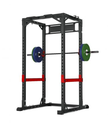 Titanium Strength Commercial HD Power Rack - X Line