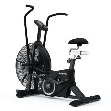 Titanium Strength Air Bike Pro, Hiit Cardio, Fitness, Workout, Crossfit, Home Gym, Functional,