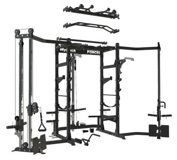 Force USA Power Rack / CrossOver