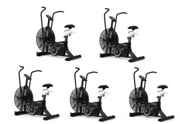 Titanium Strength Pack 5 Air Bike