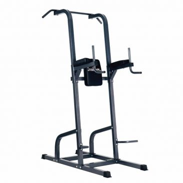 Titanium Strength Deluxe Power Tower, Fitness, Crossfit, Workout, Home Gym, Arms, Chest, Shoulders,  Functional