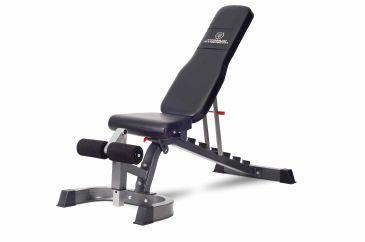 Titanium Strength Heavy Duty Adjustable Bench, Fitness, Wotkout, Crossfit
