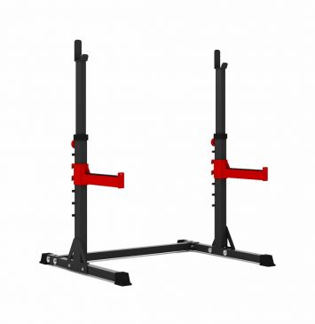 Titanium Strength Squat Stand, Fitness, Workout, Home Gym, Crossfit