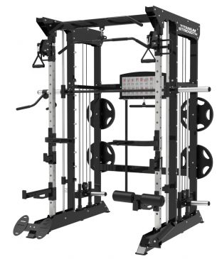 Titanium Strength Black Series B100 All in One Functional Trainer