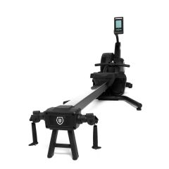 Titanium Strength Ski-Air Dual Air Rower and Skierg Pro