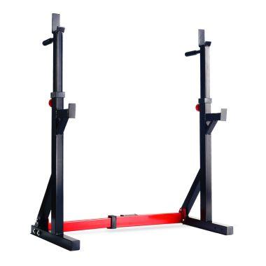 Titanium Strength Squat Rack / Dip Stand (272kg)