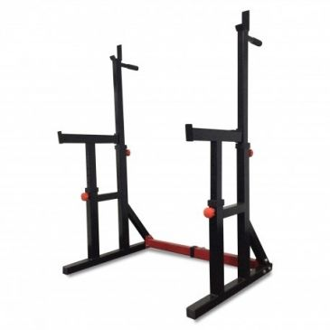 Titanium Strength Squat Rack / Dip Stand, Fitness, Workout, Home Gym,Crossfit, Squats, Chest, Back, Functional,