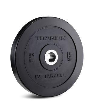 DIscos Olimpicos Titanium Strength 15kg