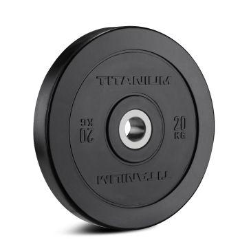 Discos Olímpicos Titanium Strength